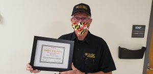 Employee of the Quarter Photograph